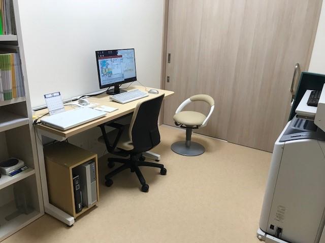 第2診察室・処置室